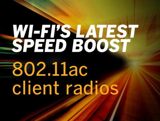 IN PICTURES: Wi-Fi's latest speed boost: 802.11ac client radios