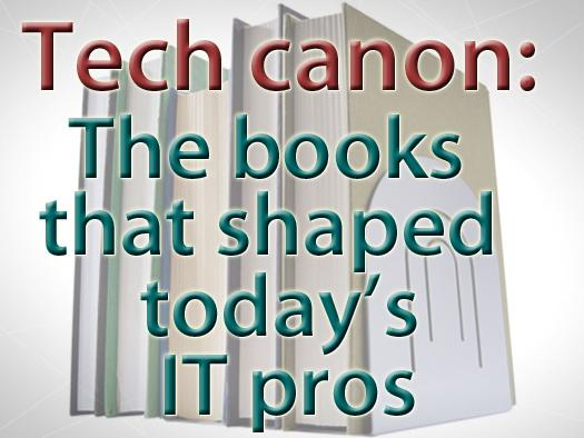 In Pictures: The tech canon of today is the IT of tomorrow