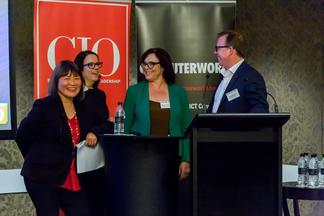 In pictures: IT Leaders Breakfast | Digital Now and Digital Savvy - Auckland