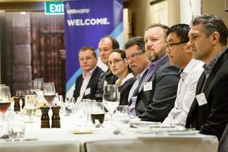 In pictures: Insights into delivering the digital workspace - a CIO roundtable discussion in Auckland