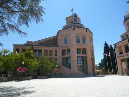 Mountain View City Hall
