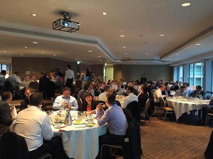 The 2015 CIO100 event in Auckland