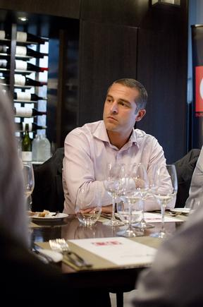 Ryan Sharp at a CIO NZ roundtable discussion