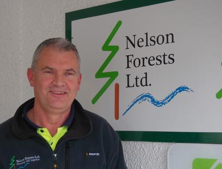 Nigel Brabyn of Nelson Forests