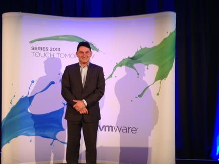 John Drayton, VMware New Zealand