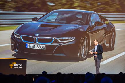 Dieter May, BMW: 'The car is becoming a platform for innovation'