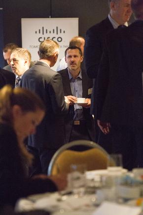 The 2015 CIO100 event was held in Auckland and Wellington.