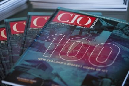 Cisco, Unisys and Datacom are the sponsors of the 2015 CIO100 events in Wellington and Auckland.