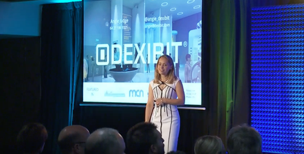 Angie Judge says Dexibit's own data team provided the inspiration behind the development, having used R since the beginning.