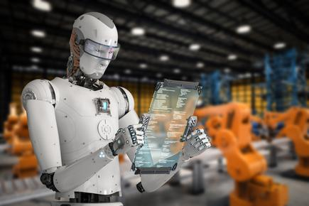 'By 2021, 75 per cent of commercial enterprise apps will use AI, over 75 per cent of consumers will interact with customer support bots, and over 50 per cent of new industrial robots will leverage AI.'