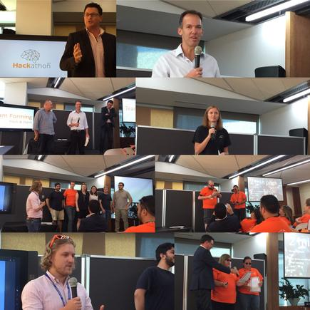 Genesis Energy invited companies to sponsor the event. These included Microsoft, Restaurant Brands,  .99 phd LeapThought NZ, Camorra, Spark, Theta, Ninetwenty, Auckland Zoom Braemar Lodge & Spa, Centurion, Contagion, George Weston Foods and Potentia.