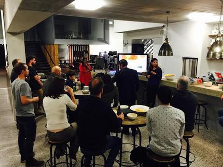 A JHack mentor evening at Propellerhead