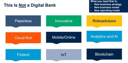 Digitalisation will make most traditional financial firms