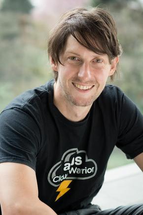 Glenn Gore of AWS