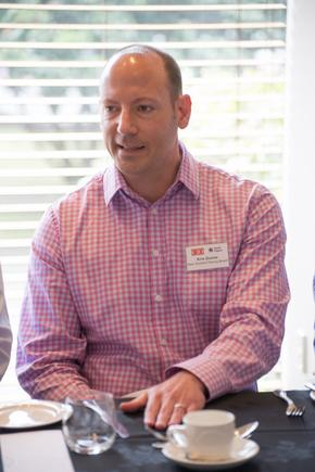 Kris Dunne, head of IT security, architecture and strategy, New Zealand Racing Board