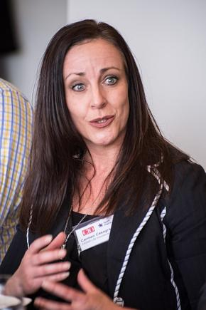 Carmen Casagranda, national IT manager, CIGNA Life Insurance NZ