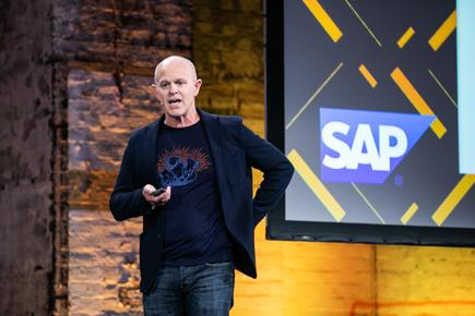 'A rebrand is never a coat of paint': Kevin Angland at SAP e'ffect seminar in Sydney