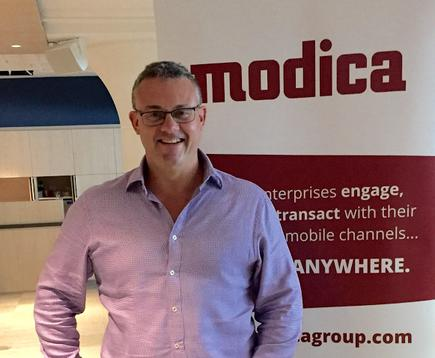 Stuart Wilson, director - CEO, Modica Group