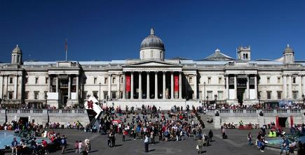 The National Gallery, in London's Trafalgar Square, is using Dexibit software in forecasting future attendance and visitor engagement