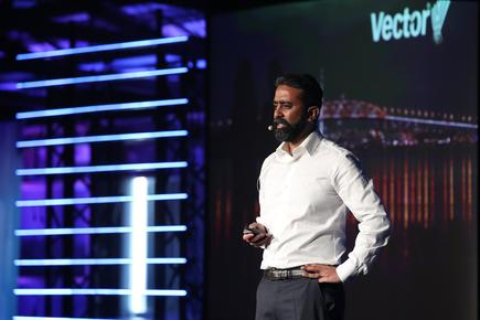 """Nikhil Ravishankar, Vector:   """"The role of the (energy) consumer is changing, they can now become a producer"""""""