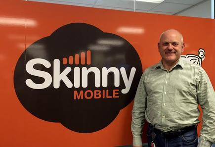 Paul Touhey, CIO, Skinny