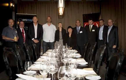 Promapp CEO Ivan Seselj at a CIO roundtable on 'avoiding a process crisis'