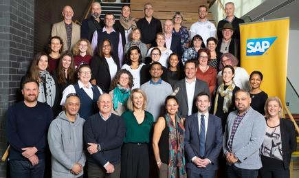At the SAP Social Sabbatical programme in New Zealand