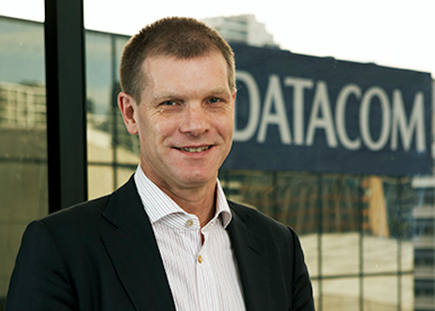 Datacom Group CEO Greg Davidson
