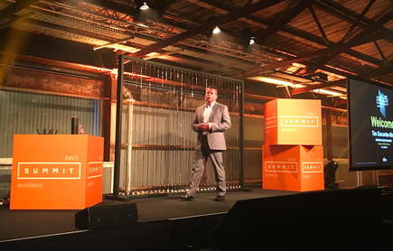Tim Dacombe-Bird - Regional Sales Director, AWS