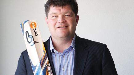Simon Baker, founder and CEO, CricHQ