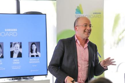 Andy Hamilton, CEO, The Icehouse