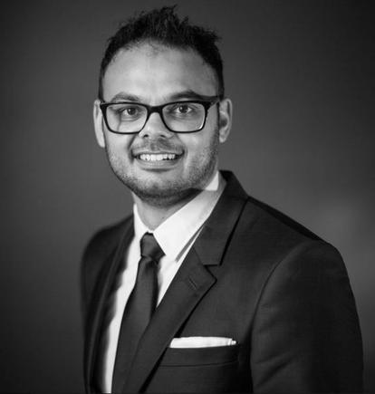 Suraj Sowki of Accenture