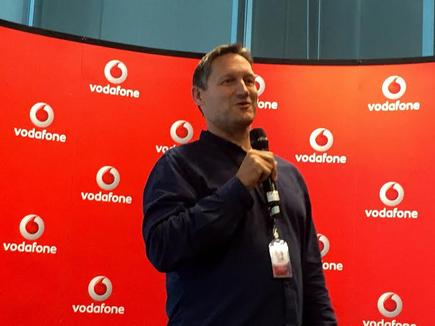 Russell Stanners of Vodafone