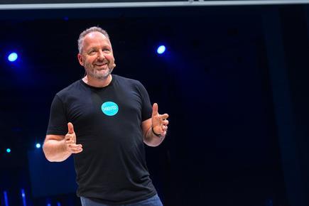 Rod Drury at Xerocon 2018