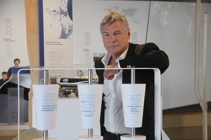 Gerben Otter, global CIO, Fonterra