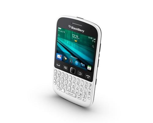 The BlackBerry 9720 is pitched as a social starter smartphone.
