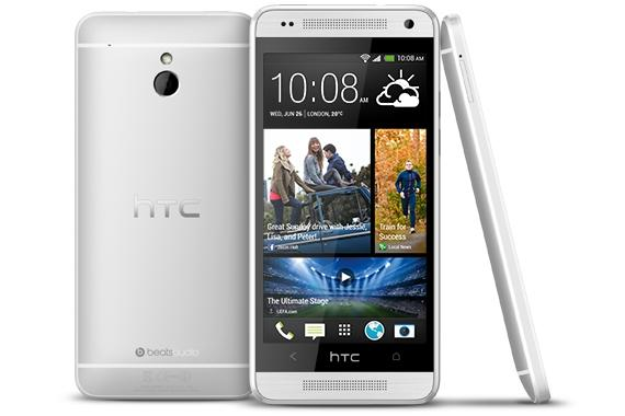 The HTC One Mini