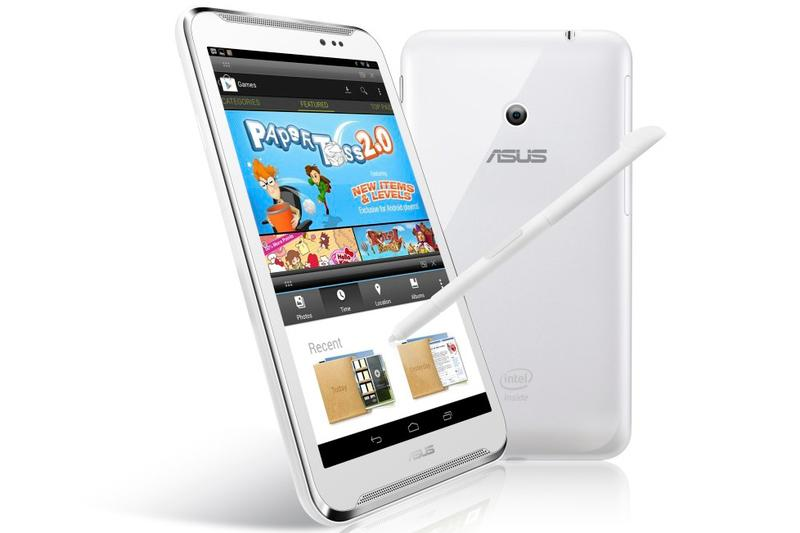 The ASUS Fonepad Note.