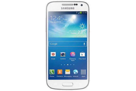 Samsung has announced the Galaxy S4 mini, which has a 4.3-inch screen.