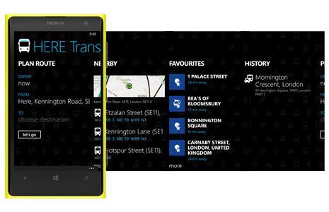 google maps for microsoft phone