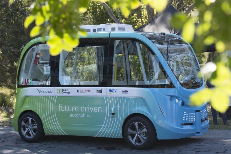 The La Trobe 'The Autonobus'