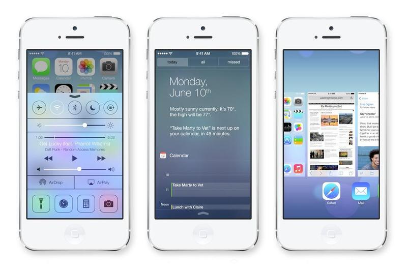 Apple iOS 7: Six key things to do before you tap 'Download