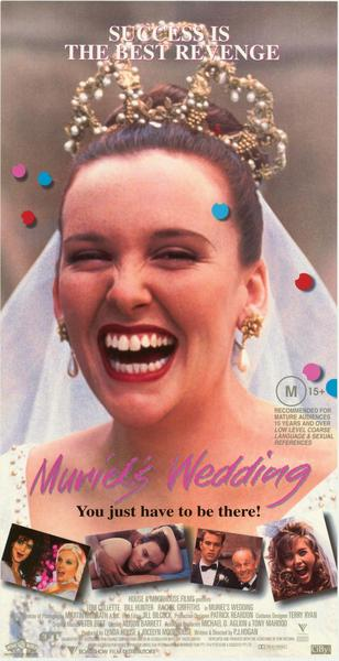 Deleted scenes from Muriel's Wedding (1994) can be viewed on the new NFSA website