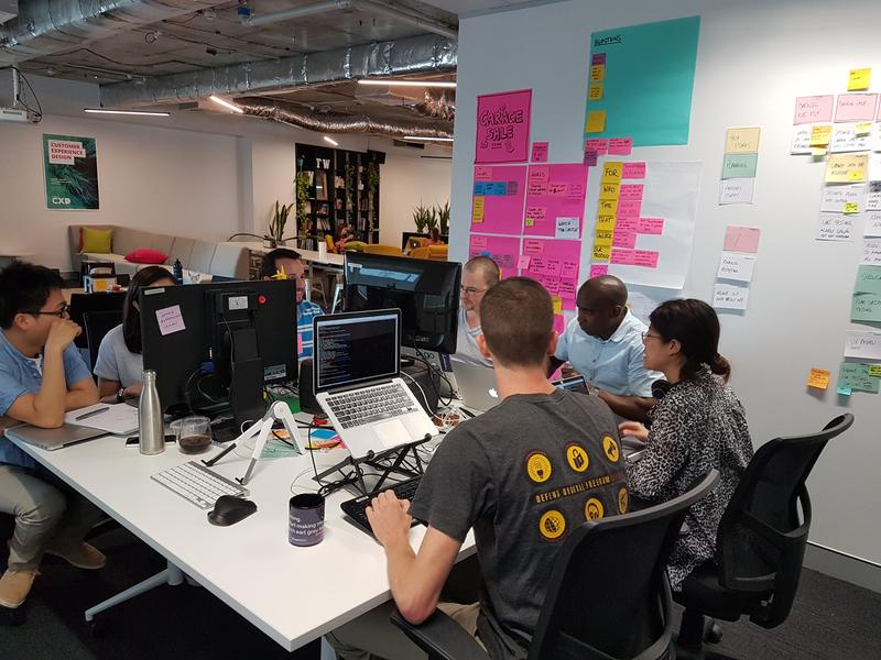 ThoughtWorks' Melbourne office