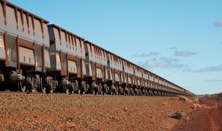 Rio Tinto racks up record quarterly iron ore shipments