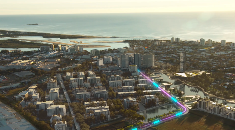 The future Maroochydore City Centre.