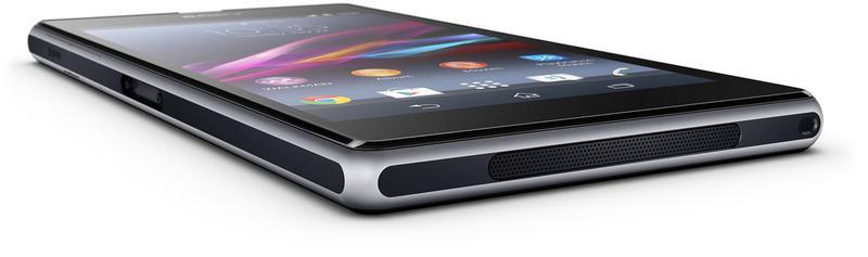 The Sony Xperia Z1.