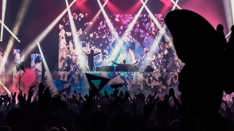A more immersive way to experience music.