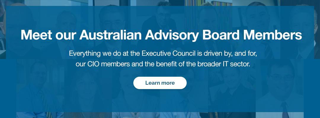 Meet our Australian Advisory Board Members