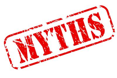 Top ten security myths
